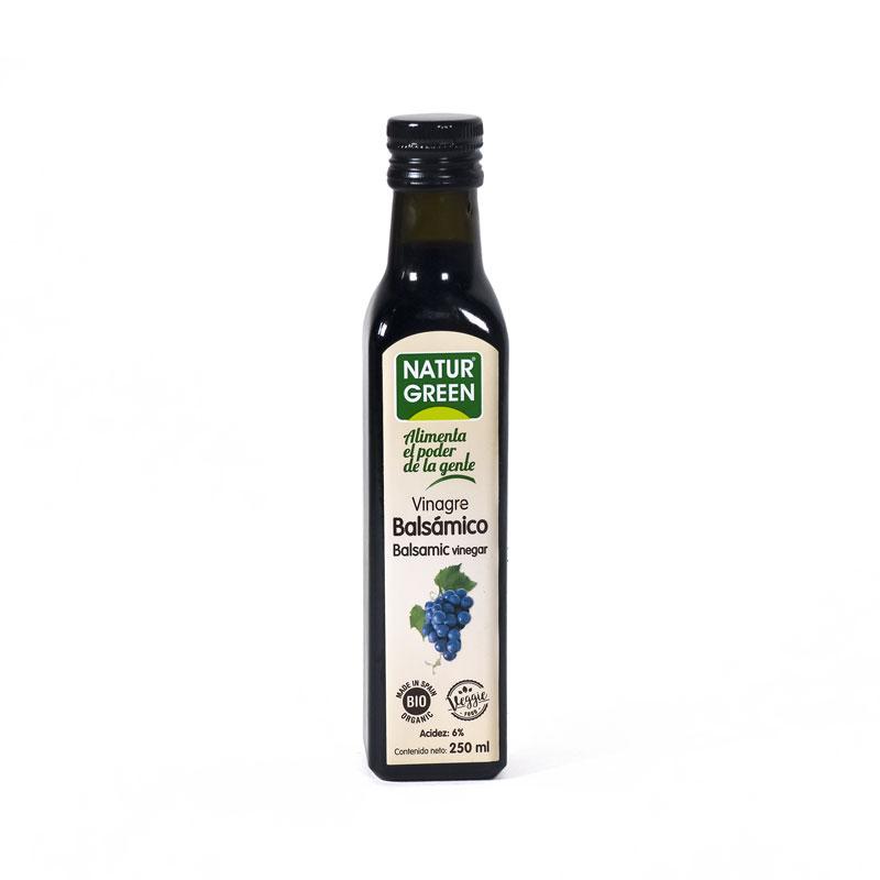Vinagre balsamico 250 ml. Naturgreeen