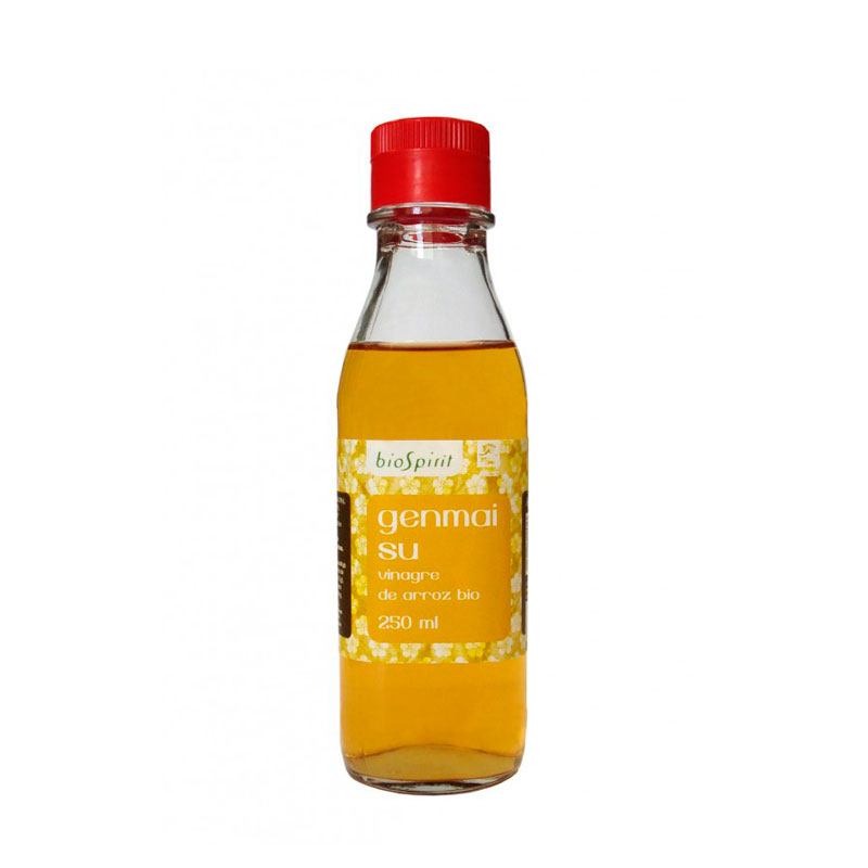 Vinagre de arroz 250 ml Biospirit