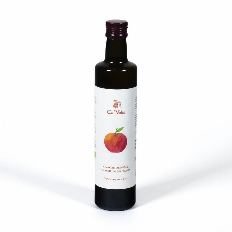 Vinagre de manzana 500 ml. Cal Valls