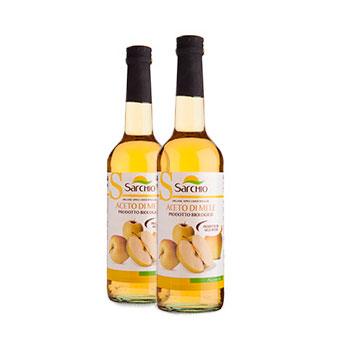 Vinagre de manzana 500 ml. Sarchio