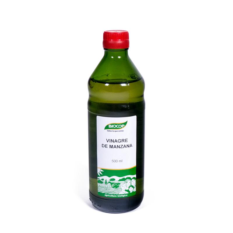 Vinagre de manzana 500ml Biocop