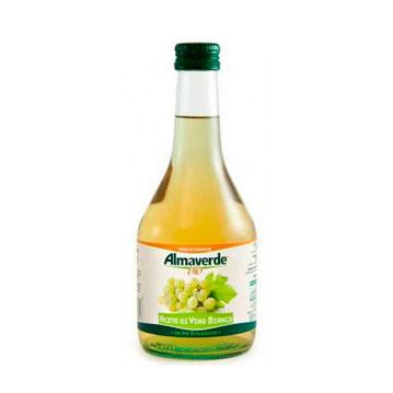 Vinagre de vino blanco 500 ml. Almaverde