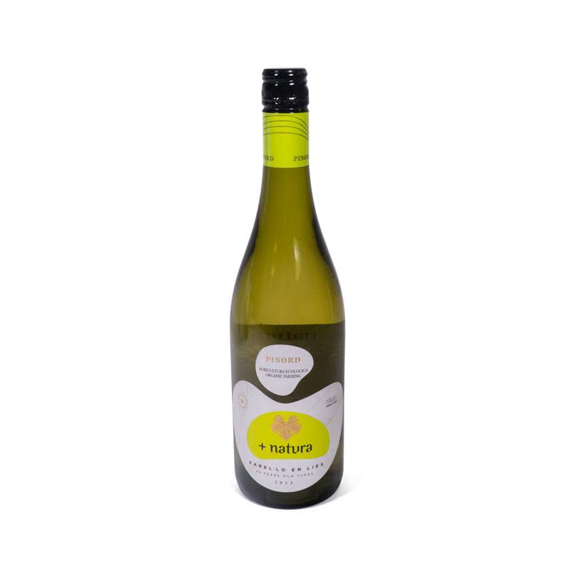 Vino blanco Natura 750 ml. Pinord