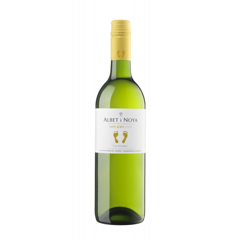 Vino blanco Can Vendrell 75 cl Albet i Noya