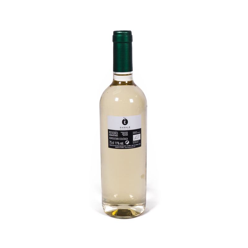 Vino blanco joven 75 cl Eudald