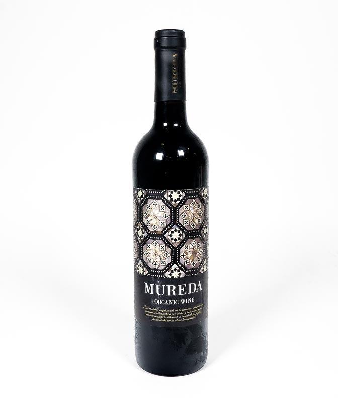 Vino blanco joven 750 ml. Mureda