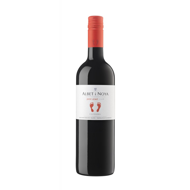 Vino negro Can Vendrell 75 cl Albet i Noya