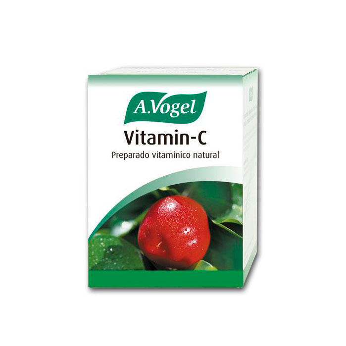 Vitamin-C 40 comp. A.Vogel