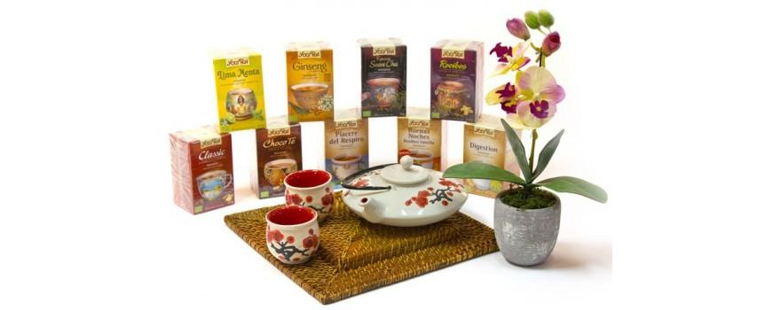 Yogi Tea té ecológico