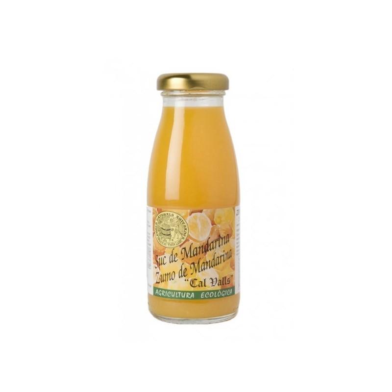 Zumo de mandarina 200 ml. Cal Valls