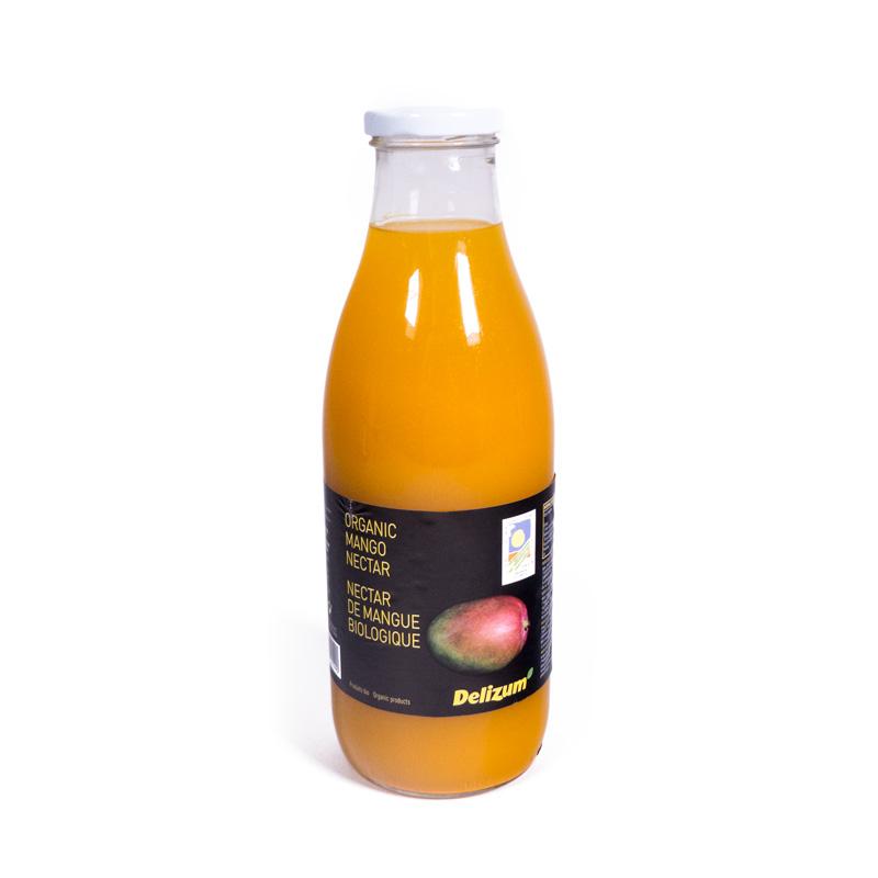 Zumo de mango 1 L. Delizum