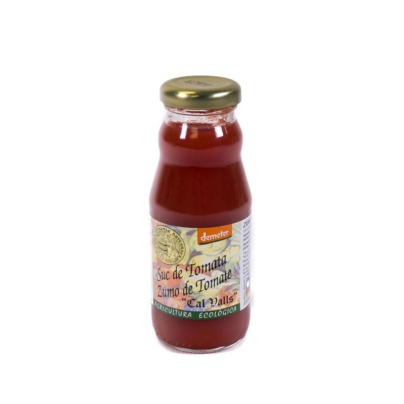 Zumo de tomate 200 ml. Cal Valls