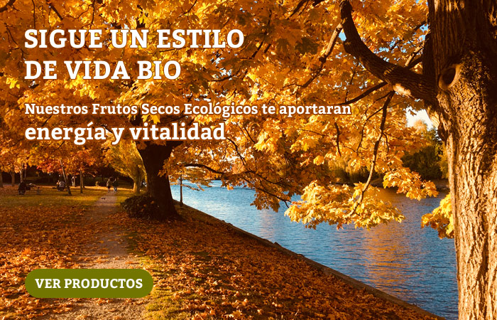 Frutos secos ecologicos
