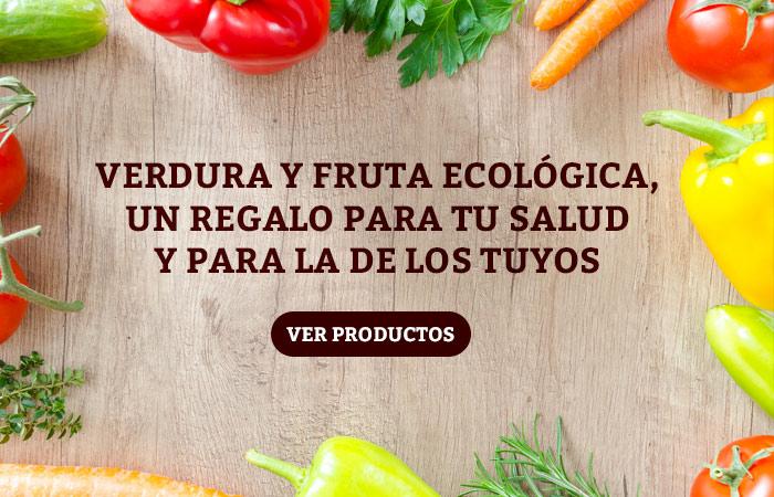 verdura fruta ecologica