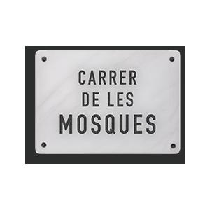 Carrer de les mosques