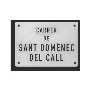 Carrer de Sant Domènec del Call