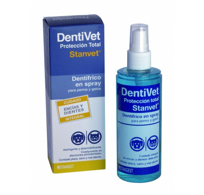 DENTIVET PROTECCIÓN TOTAL 125 ml