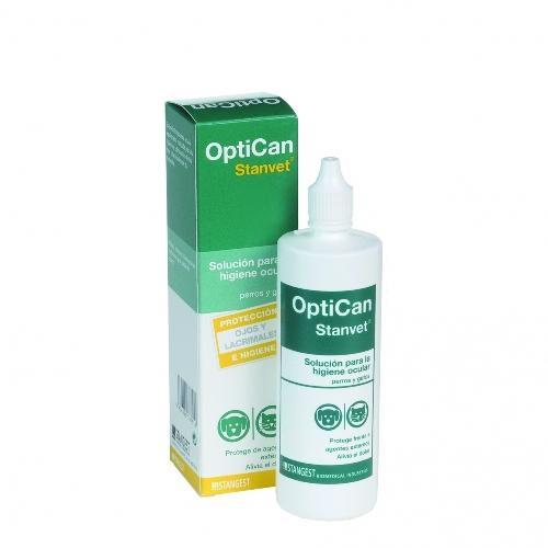 OPTICAN LIMPIADOR DE OJOS 125 ml