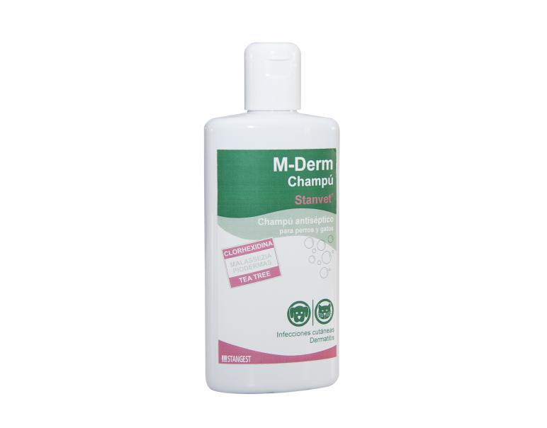 M-DERM CHAMPU 250ml