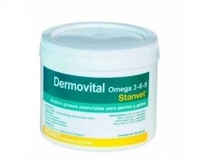 DERMOVITAL OMEGA 3-6-9 60 CAPSULAS