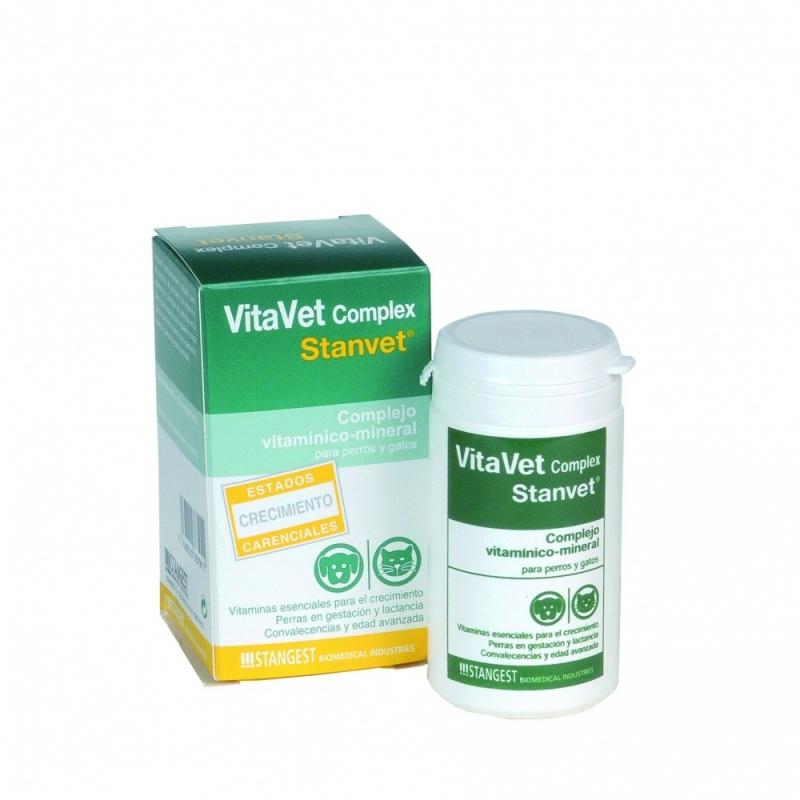 VITAVET COMPLEX 60 COMP.