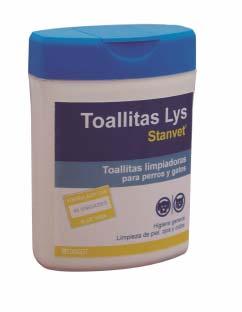 OTICAN + TOALLITAS LYS 40 UNID