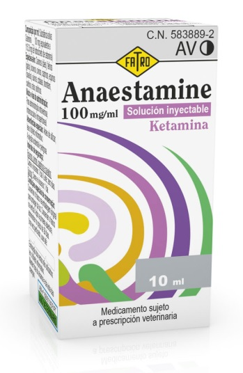 Anaestamine 10ml