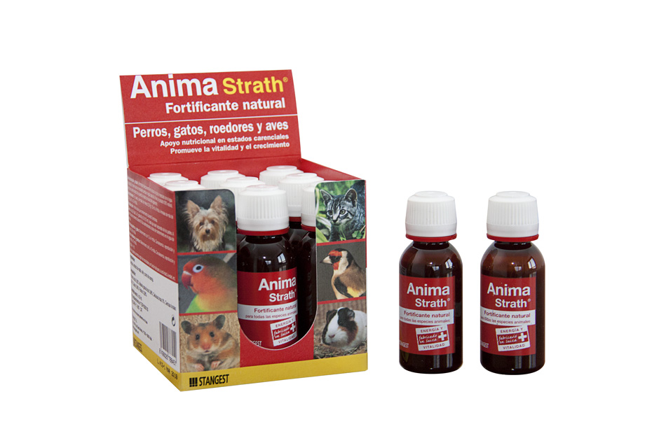 ANIMA STRATH 30 ml EXPO 9 unidades