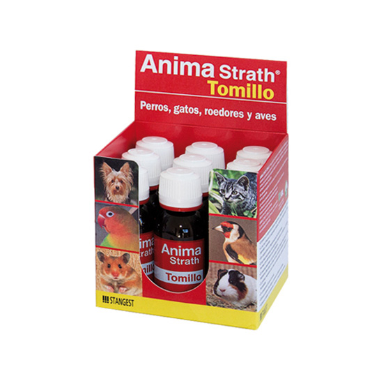 ANIMA STRATH TOMILLO 30 ml EXPO 9 unidades