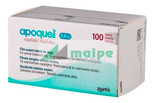 APOQUEL 5.4mg (100 Comprimidos)