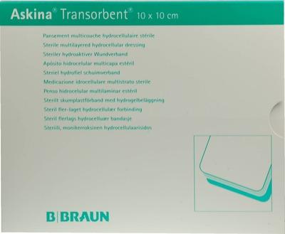 ASKINA TRANSORBENT 10x10cm (0072789)