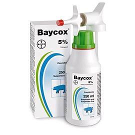 BAYCOX BOVIS 5% 250 ml