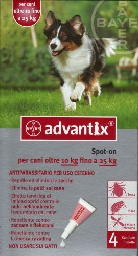 ADVANTIX 4 x 2.5