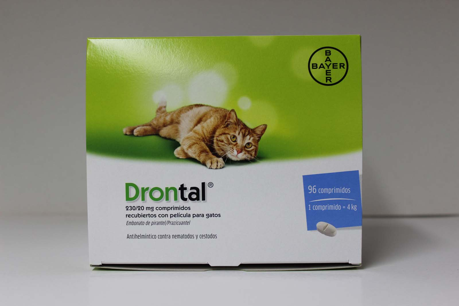 DRONTAL GATOS 96 COMP