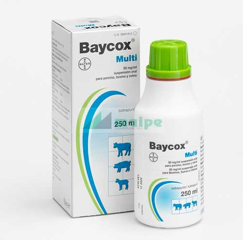 BAYCOX MULTI 50mg/ml 250ml