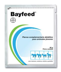 BAYFEED POLVO SOLUBLE 60 GRS