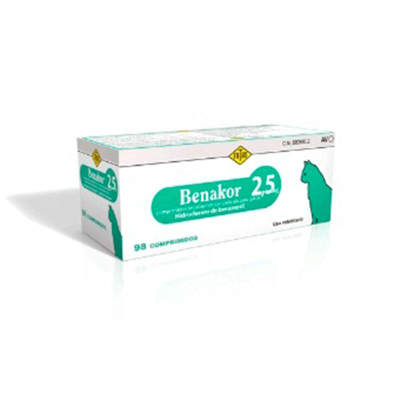 Benakor 2.5mg (98 Comprimidos)