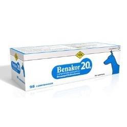 Benakor 20mg (98 Comprimidos)