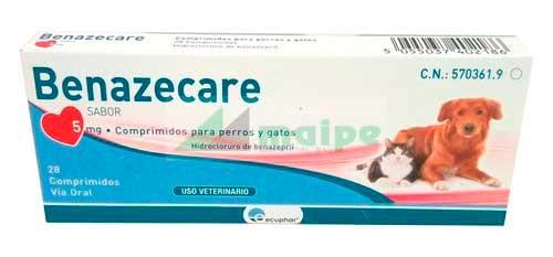 BENAZECARE 5mg - 28 Comprimidos