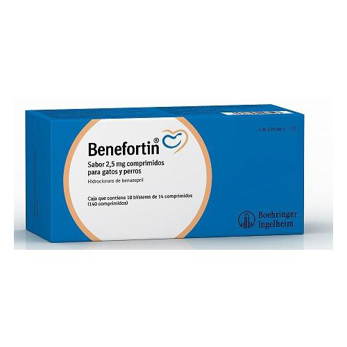 BENEFORTIN 2.5mg 28c