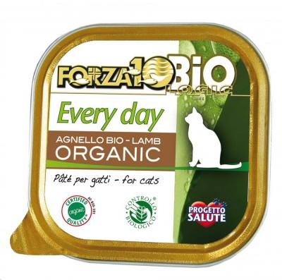 FORZA10 BIO - Every Day GATO Cordero 100g