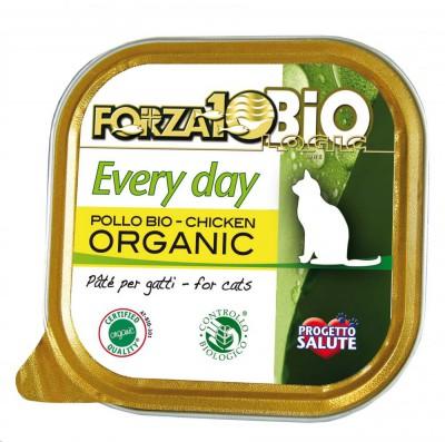 FORZA10 BIO - Every Day GATO Pollo 100g