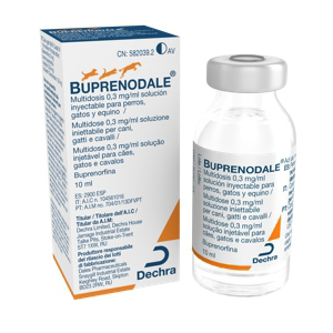 BUPRENODALE 0.3mg/ml 10ml
