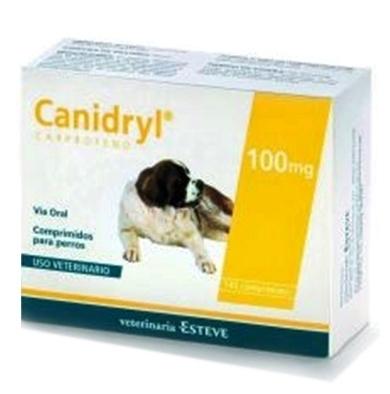 Canidryl 100mg (140 Comprimidos)