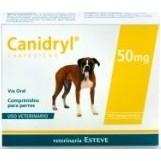 Canidryl 50mg (140 Comprimidos)