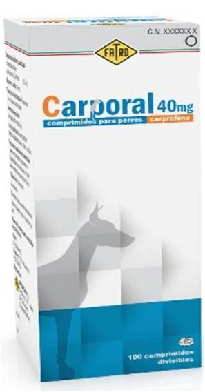Carporal 40mg (100 Comprimidos)