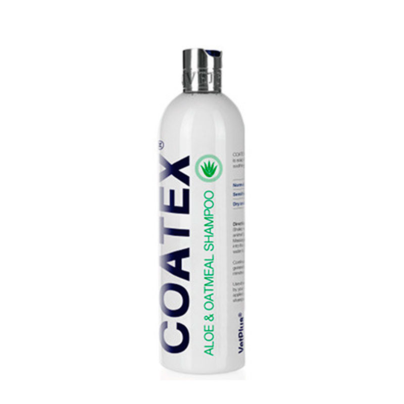 COATEX CHAMPÚ ALOE Y AVENA 500ml