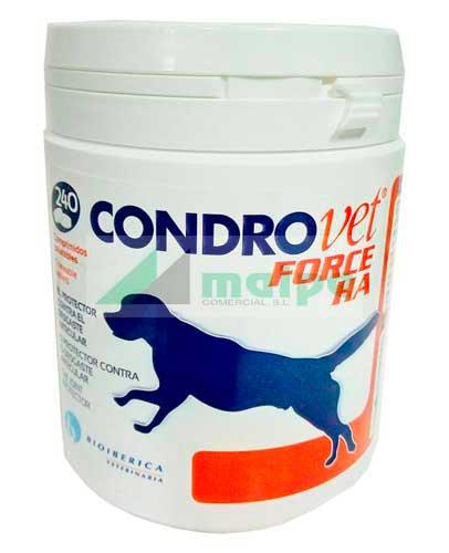 CONDROvet FORCE HA 240 Comprimidos