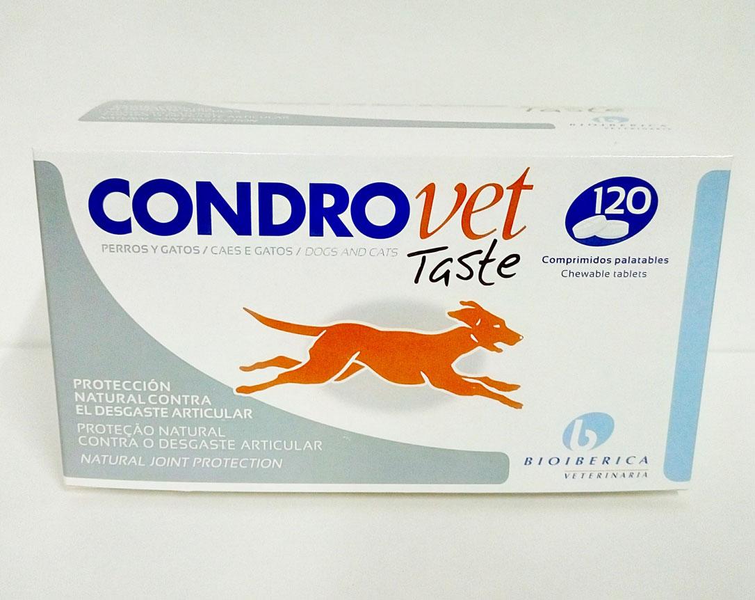 CONDROvet Taste 120 Comprimidos