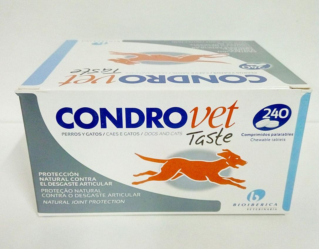 CONDROvet Taste 240 Comprimidos